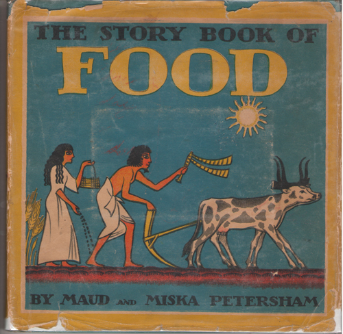 Image for The Story Book Of Food