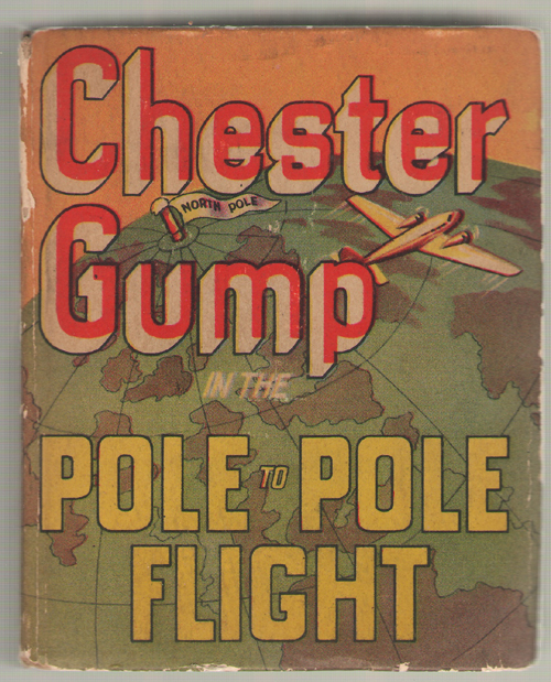 Image for Chester Gump In The Pole To Pole Flight