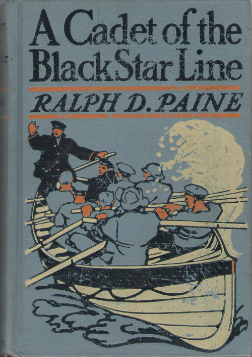 Image for A Cadet of the Black Star Line