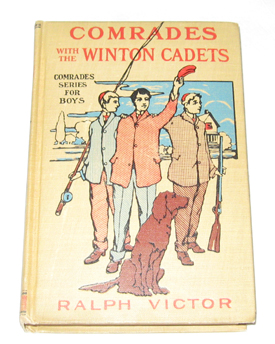 Image for Comrades With The Winton Cadets