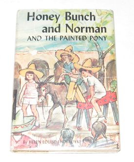 Image for Honey Bunch And Norman And The Painted Pony