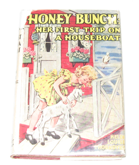 Image for Honey Bunch: Her First Trip On A Houseboat