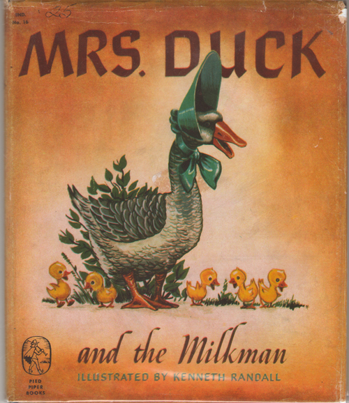 Image for Mrs. Duck and the Milkman