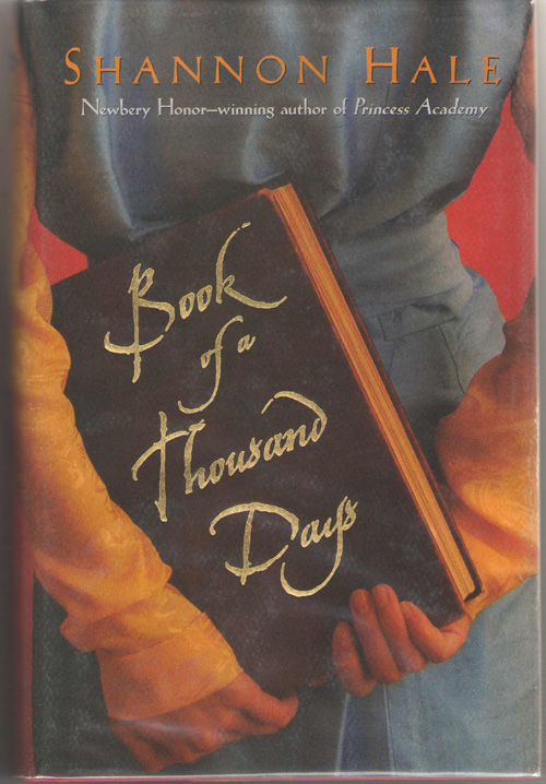 Image for Book of a Thousand Days