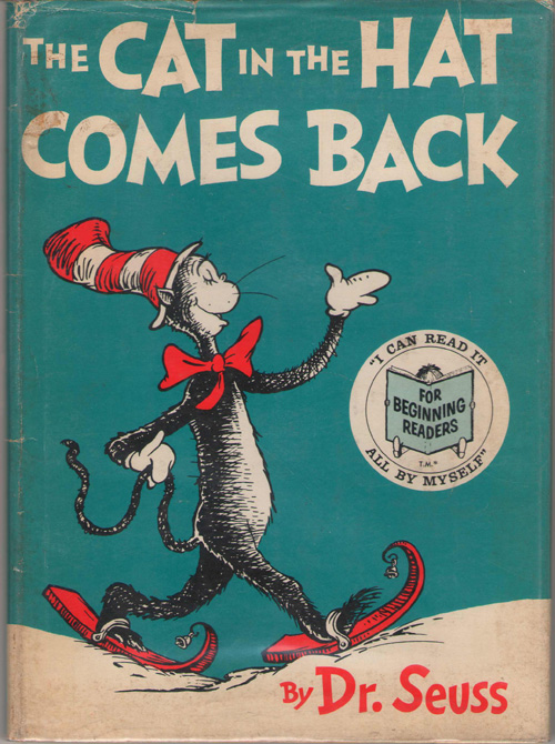 Image for The Cat In The Hat Comes Back