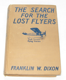 Image for The Search For The Lost Flyers Or Ted Scott over the West Indies