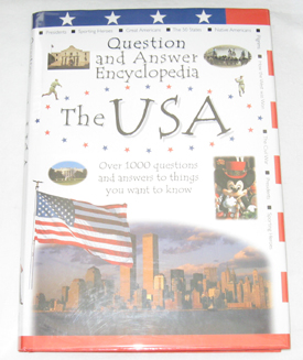 Image for Question and Answer Encyclopedia  The USA