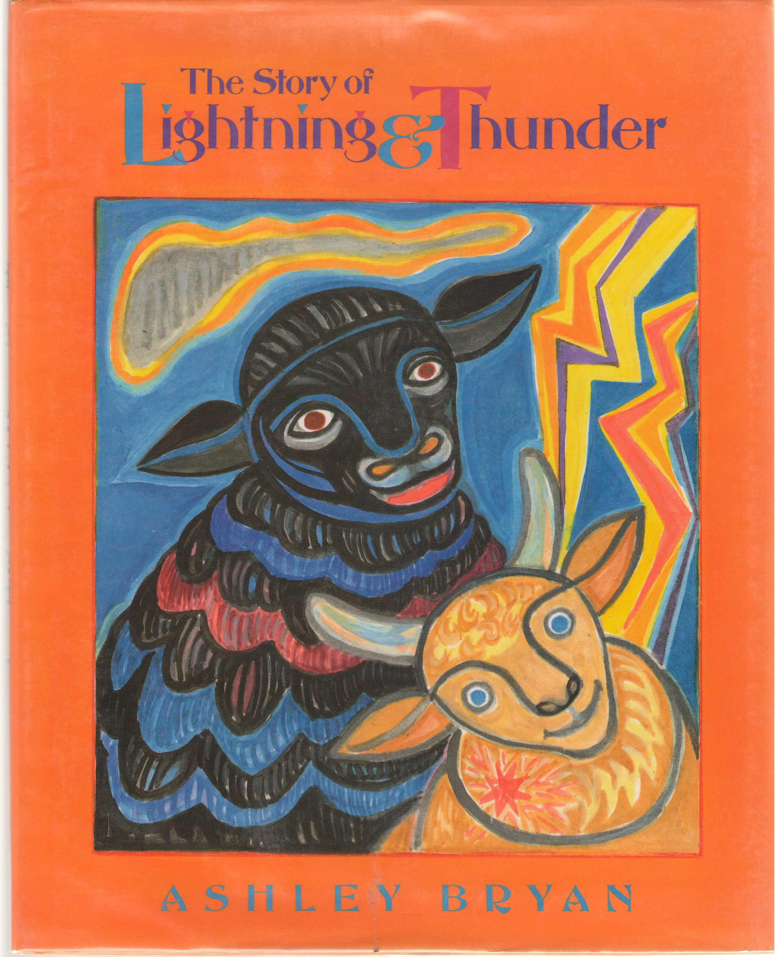 Image for The Story of Lightning and Thunder