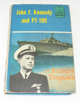 Image for John F. Kennedy And Pt - 109