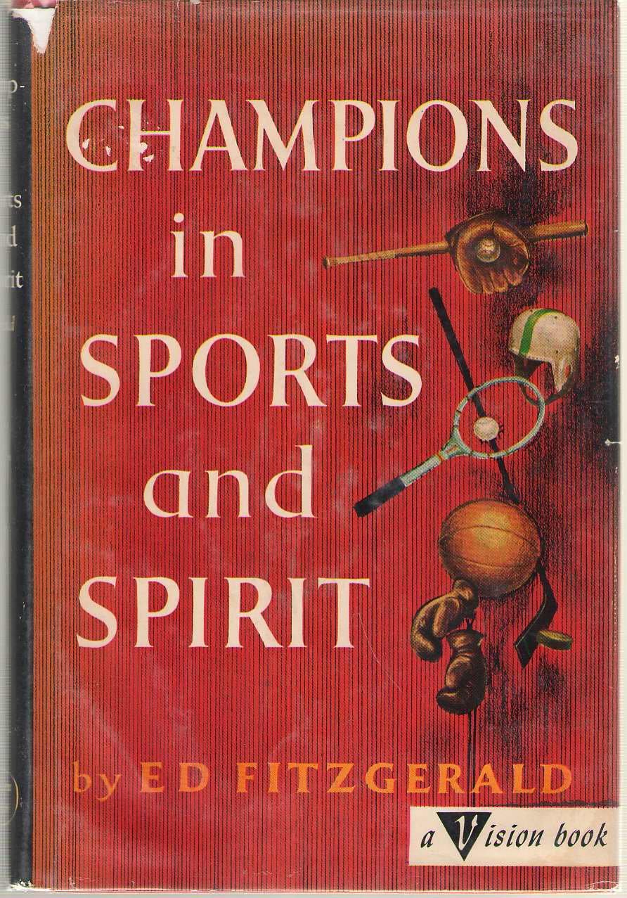 Image for Champions In Sports And Spirit