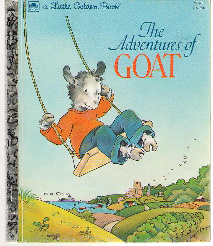 Image for The Adventures Of Goat