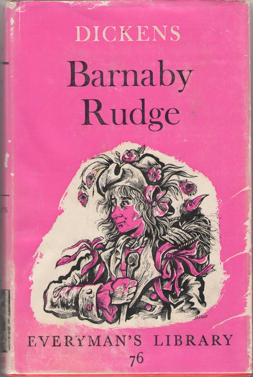 Image for Barnaby Rudge