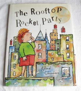 Image for The Rooftop Rocket Party
