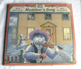 Image for The Mummer's Song