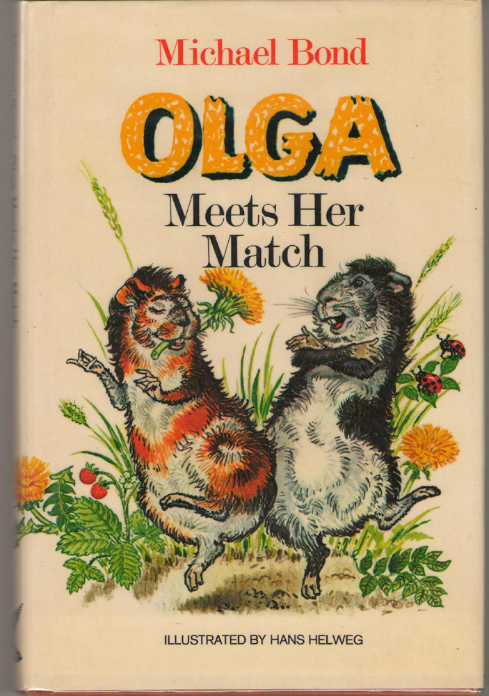 Image for Olga Meets Her Match