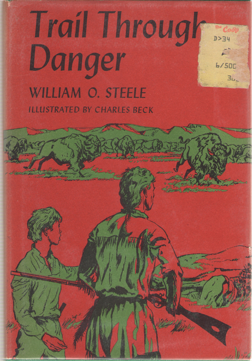 Image for Trail Through Danger