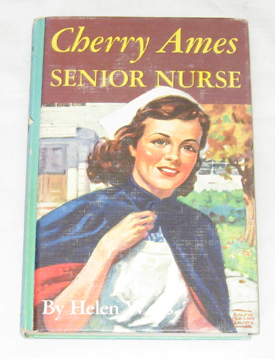 Image for Cherry Ames, Senior Nurse