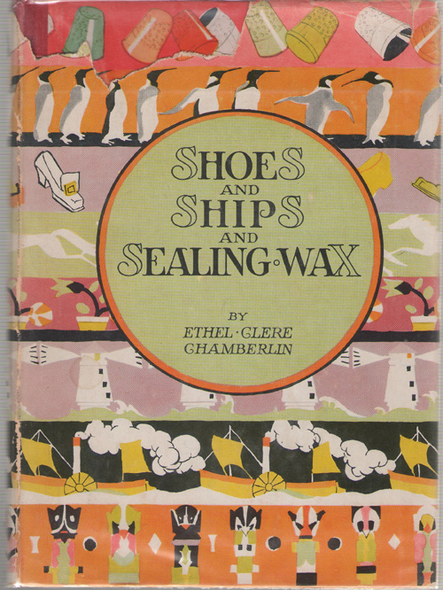 Image for Shoes And Ships And Sealing-wax