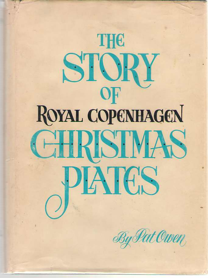 Image for The Story Of Royal Copenhagen Christmas Plates