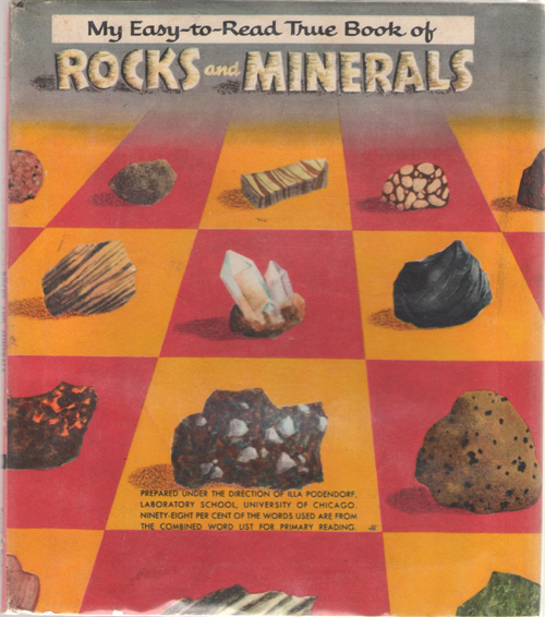 Image for My Easy-to-read True Book Of Rocks And Minerals