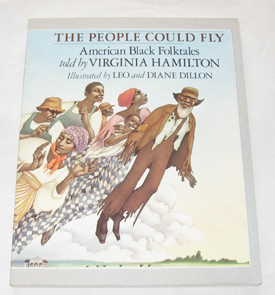Image for The People Could Fly  American Black Folktales
