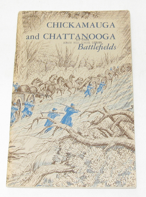 Image for Chickamauga And Chattanooga Battlefields