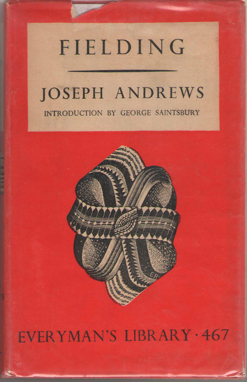 Image for Joseph Andrews
