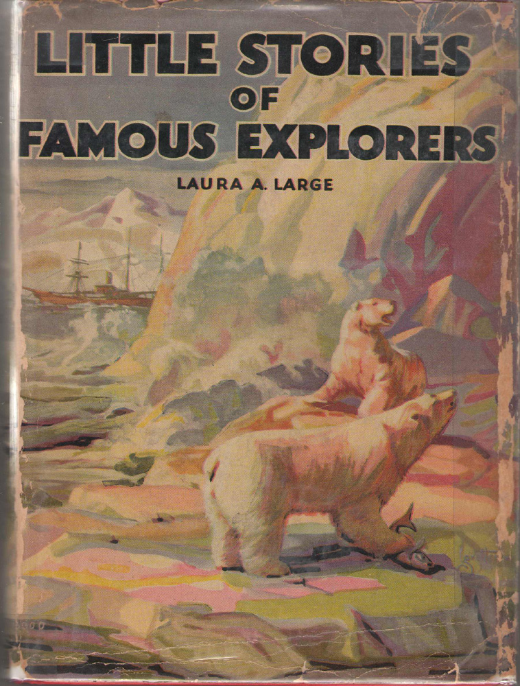 Image for Little Stories Of Famous Explorers