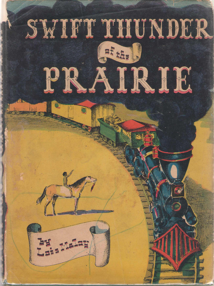Image for Swift Thunder Of The Prairie