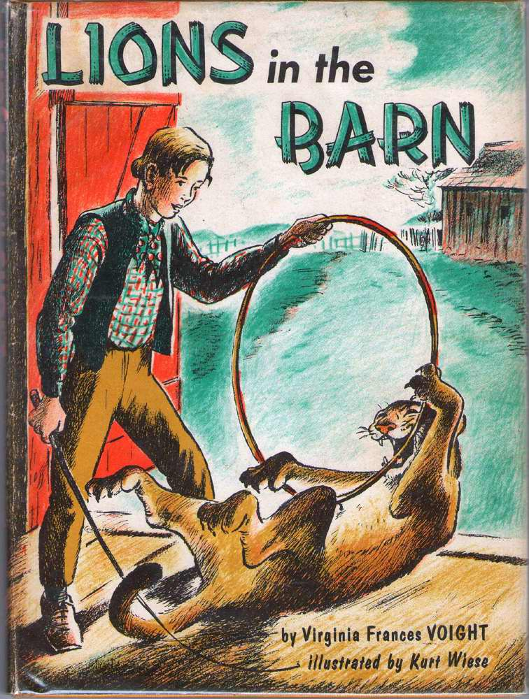 Image for Lions In The Barn