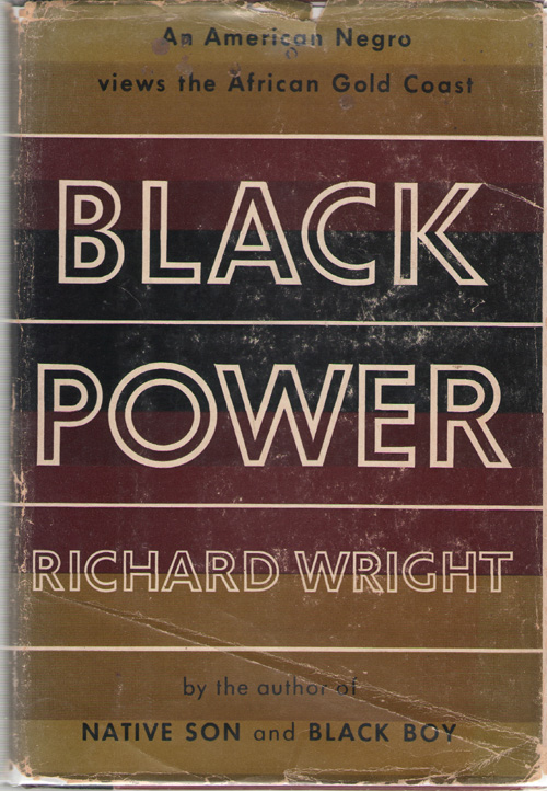 Image for Black Power A Record of Reactions in a Land of Pathos