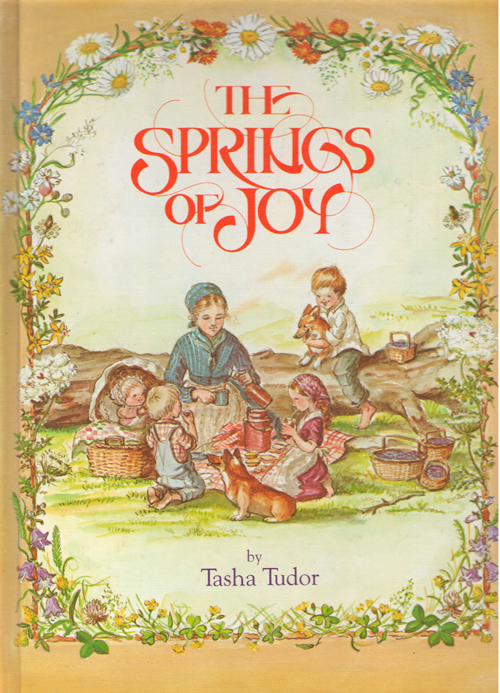 Image for The Springs of Joy