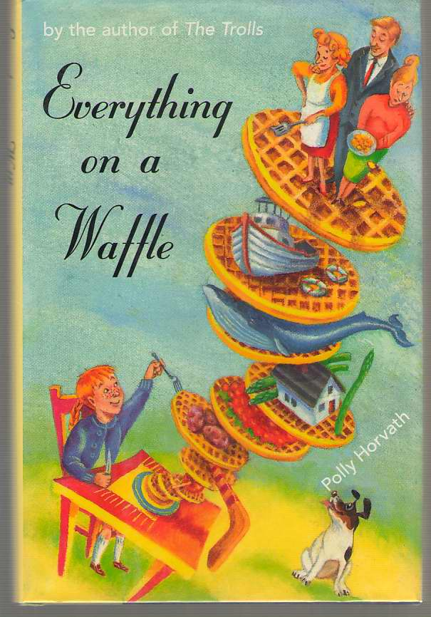 Image for Everything on a Waffle
