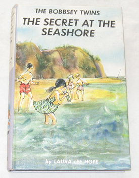Image for The Bobbsey Twins The Secret At The Seashore