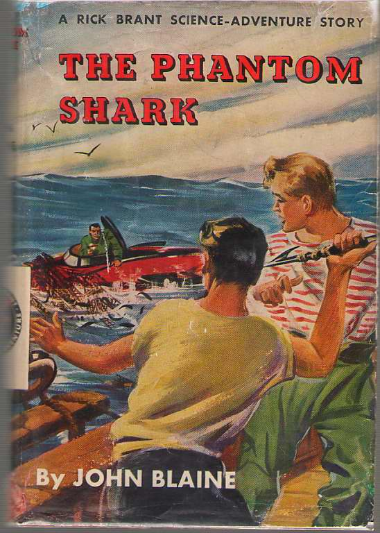 Image for The Phantom Shark