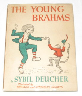Image for The Young Brahms