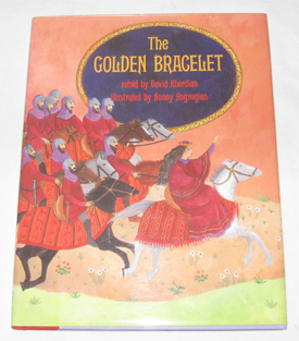 Image for The Golden Bracelet