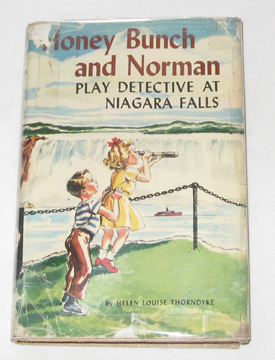 Image for Honey Bunch And Norman Play Detective At Niagra Falls