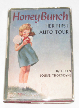 Image for Honey Bunch: Her First Auto Tour