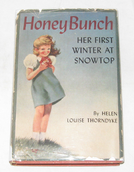 Image for Honey Bunch: Her First Winter At Snowtop