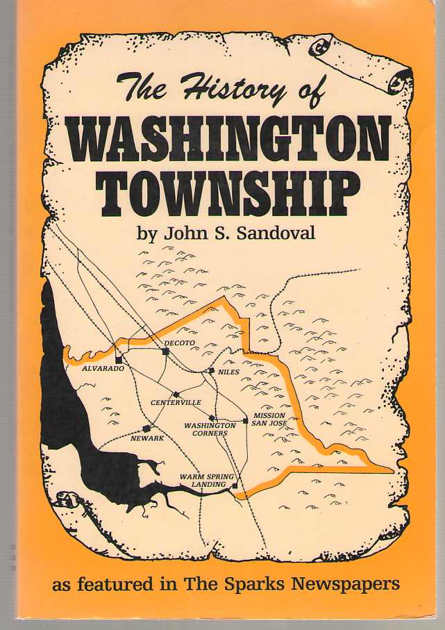 Image for The History Of Washington Township As Featured in Sparks Newspapers