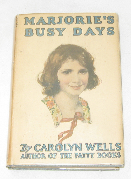 Image for Marjorie's Busy Days