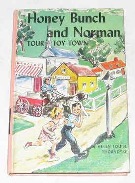 Image for Honey Bunch And Norman Tour Toy Town