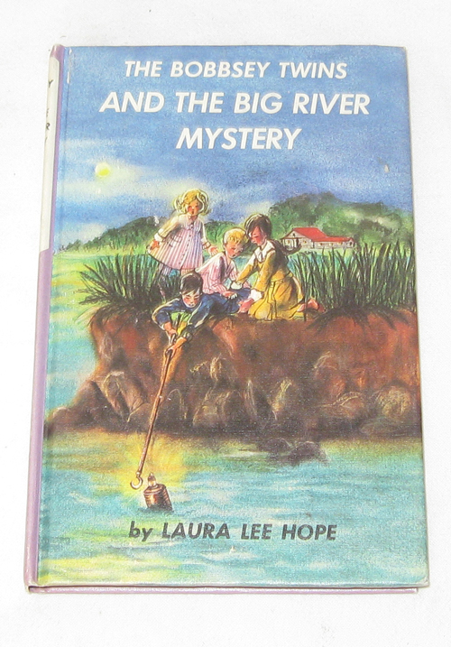 Image for The Bobbsey Twins And The Big River Mystery