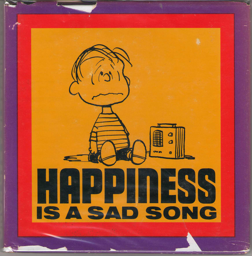 Image for Happiness Is A Sad Song