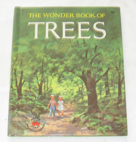 Image for The Wonder Book Of Trees