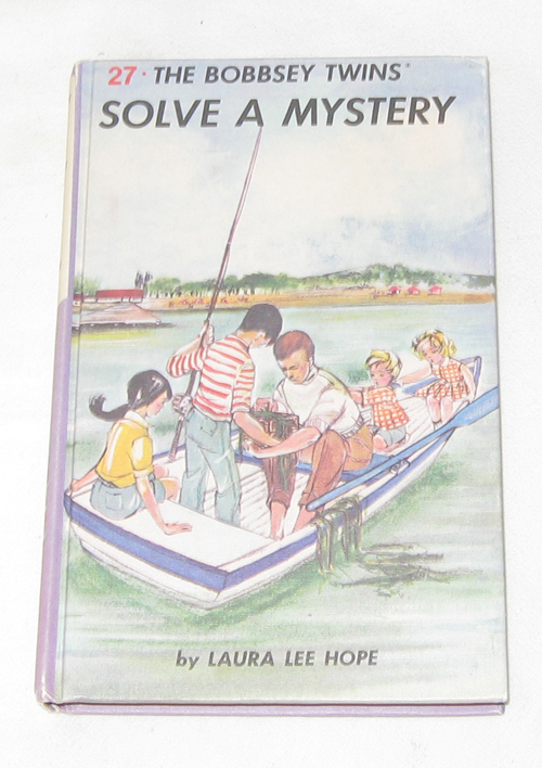 Image for The Bobbsey Twins Solve A Mystery