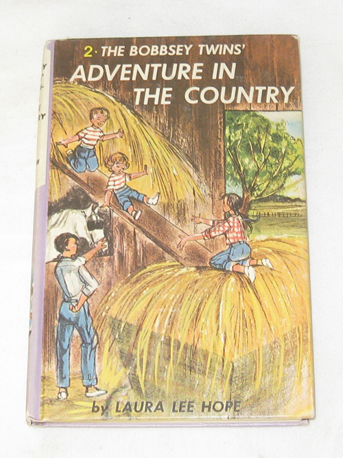 Image for The Bobbsey Twins Adventure In The Country