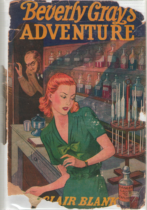 Image for Beverly Gray's Adventure