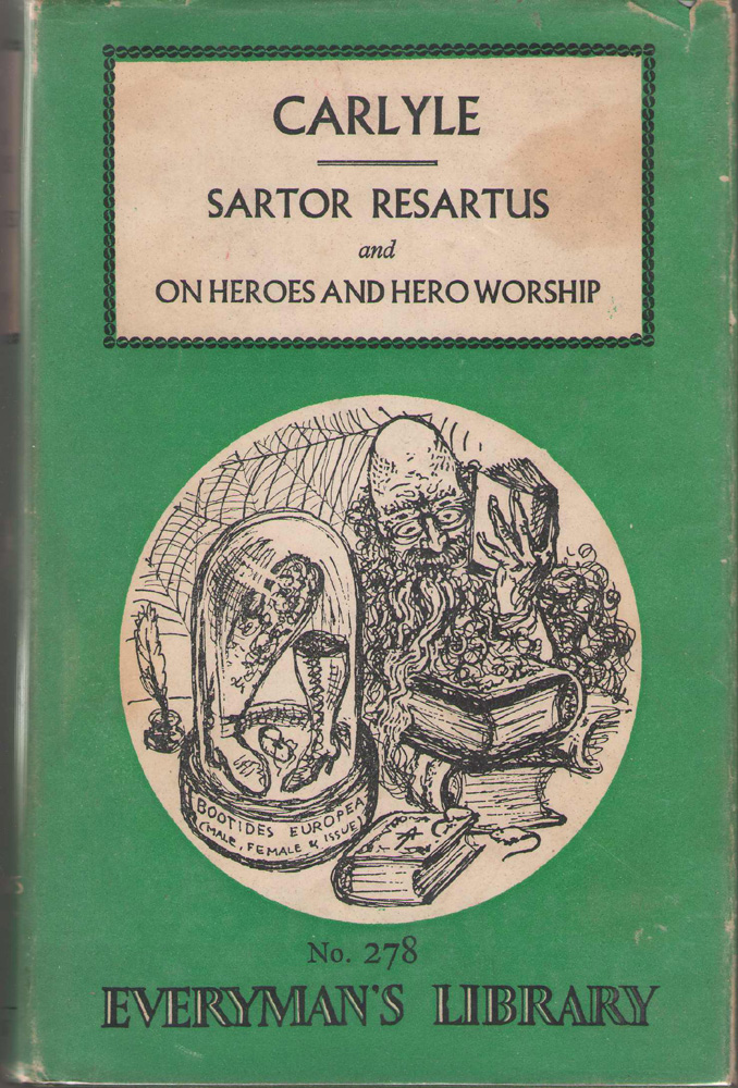 Image for Sartor Resartus & On Heroes, Hero Worship